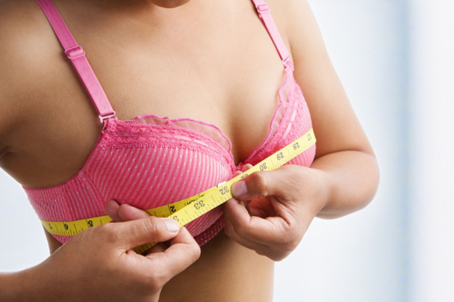 16 Ways She Naturally Increases Her Breast Size