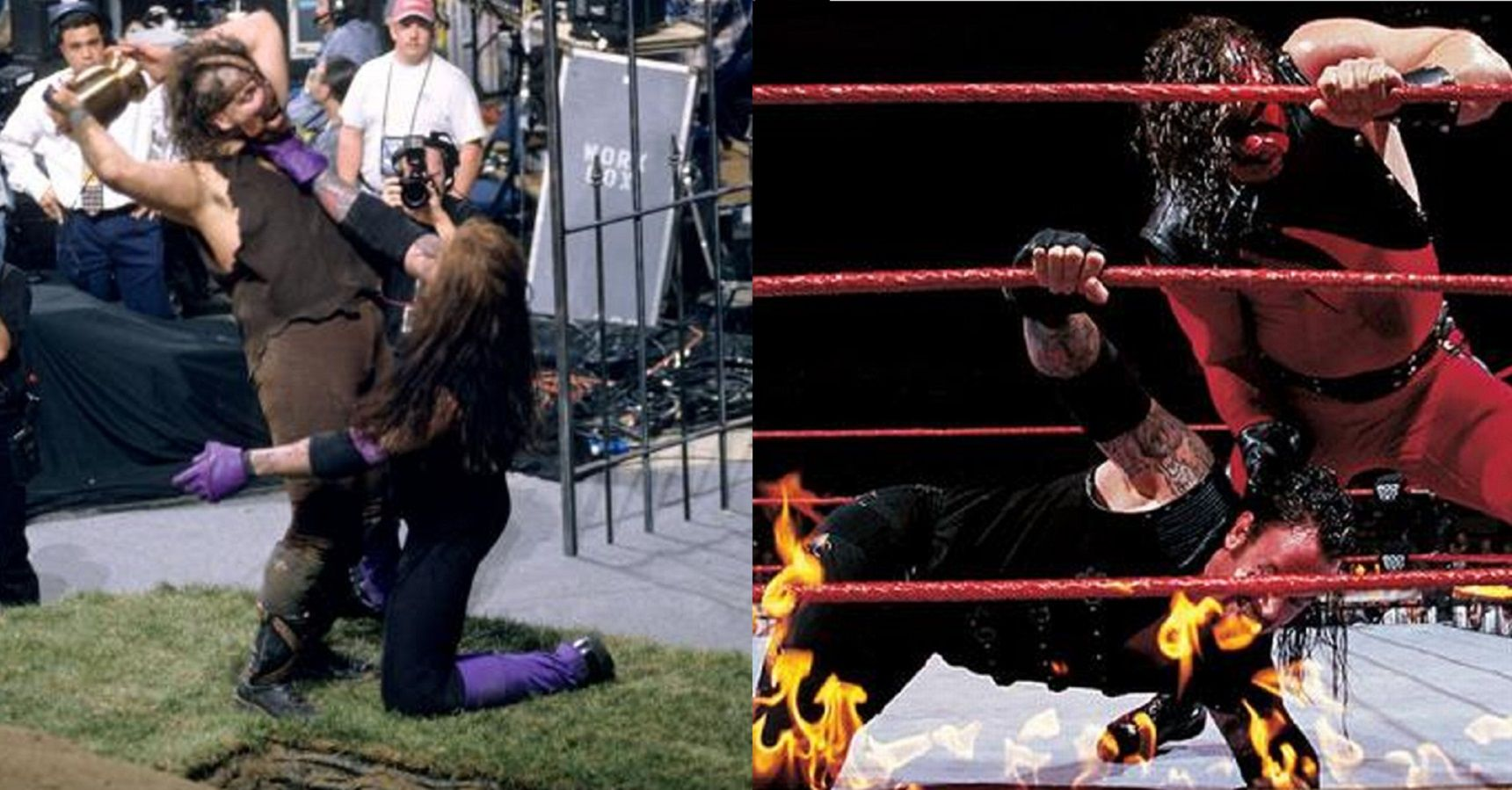 10 Match Types The WWE Should Resurrect
