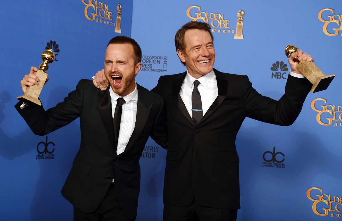 9. Golden Globes