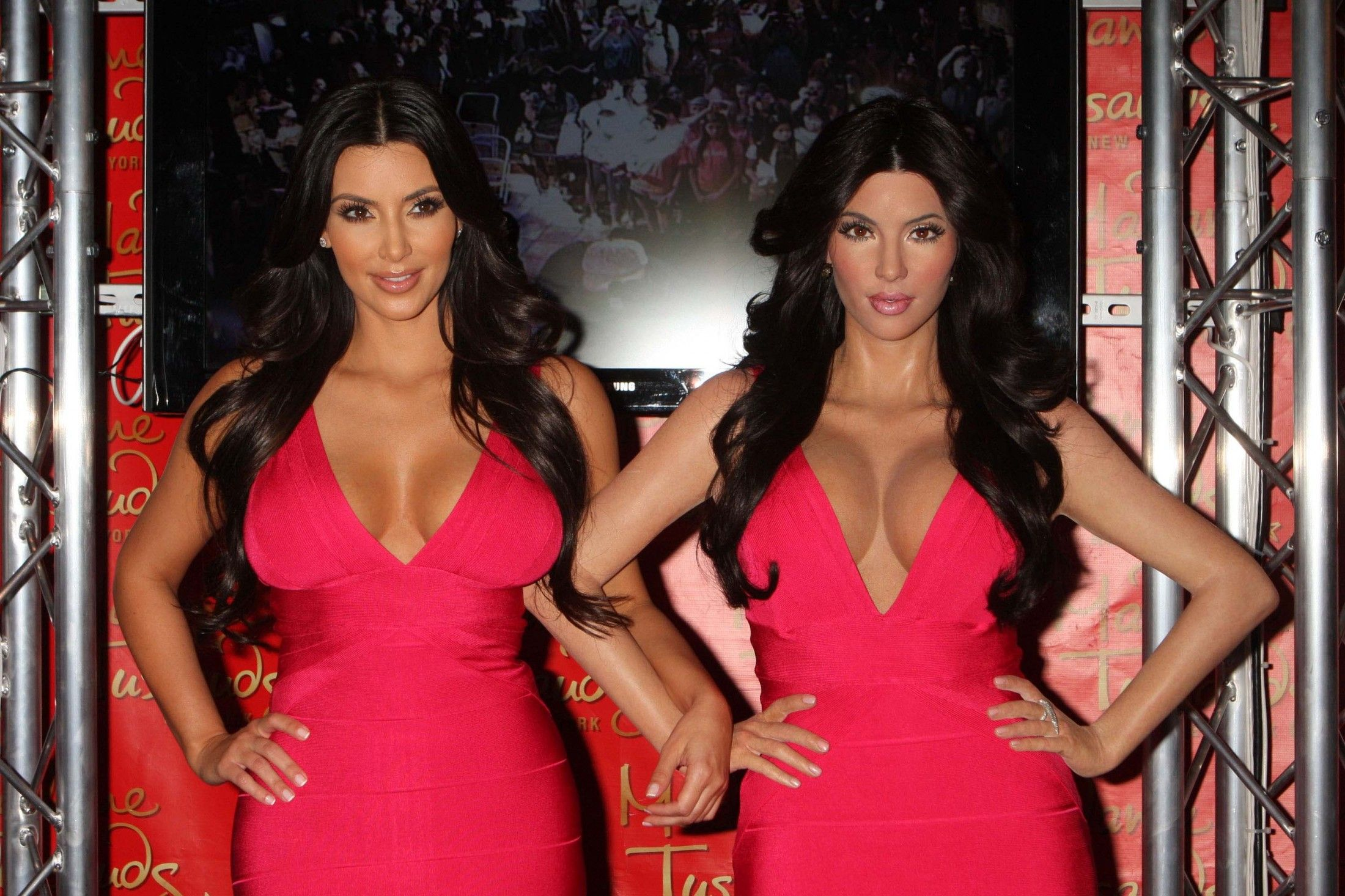 20 of the Freakiest Celebrity Wax Figures at Madame Tussaud's