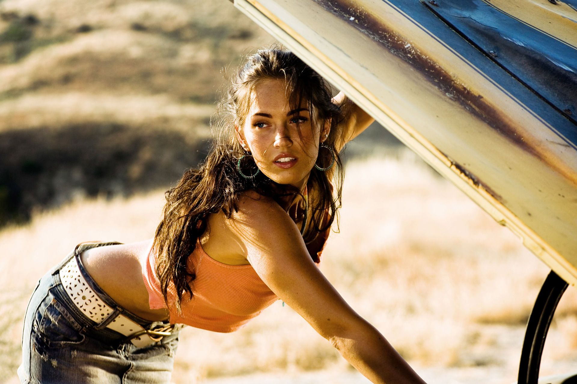 Megan Fox's 10 Sexiest Movie Roles