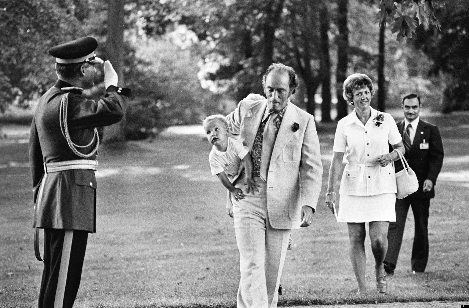 5. Trudeau Could Be The First Offspring Of AFormer Prime Minister To Be Prime Minister