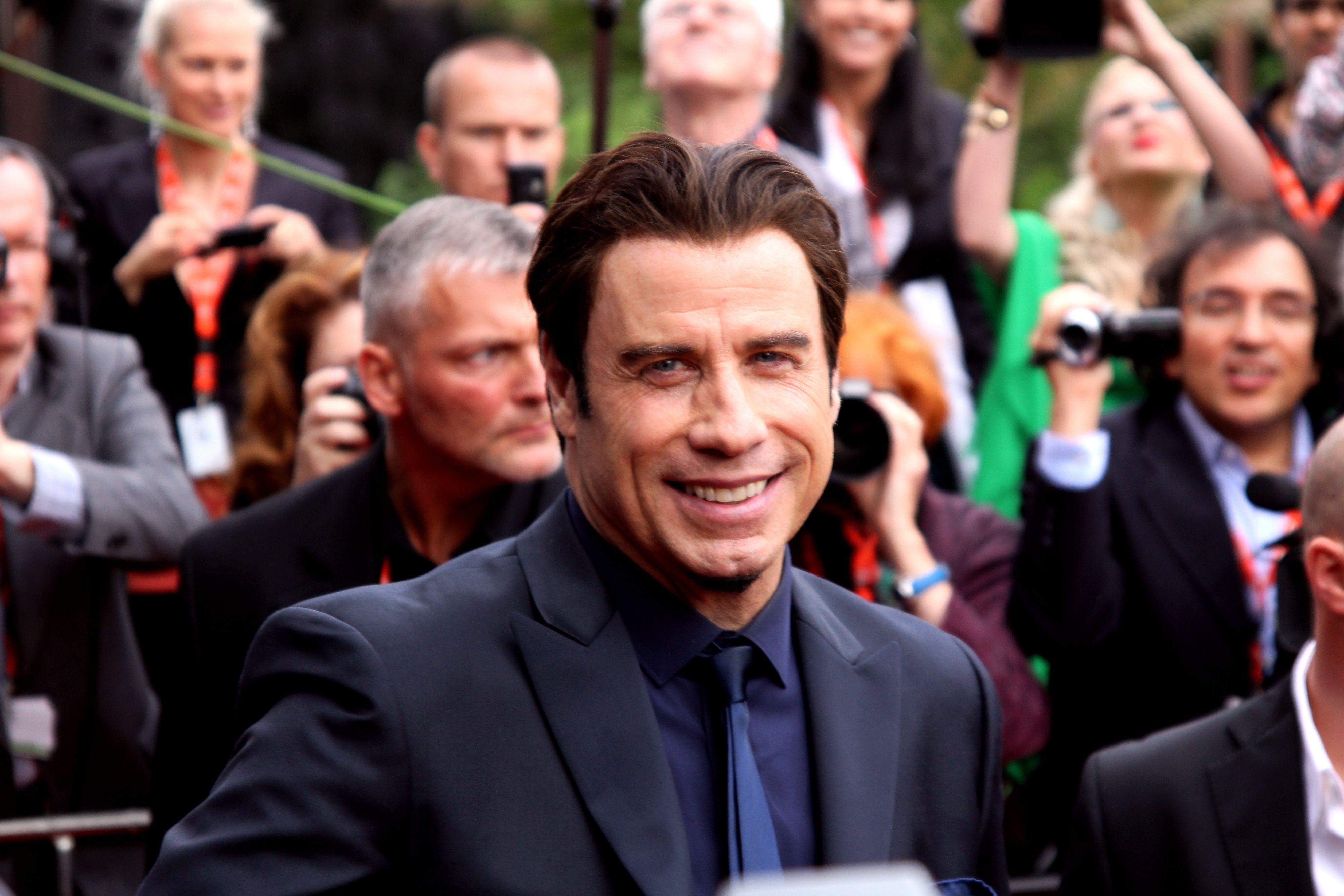 3. John Travolta