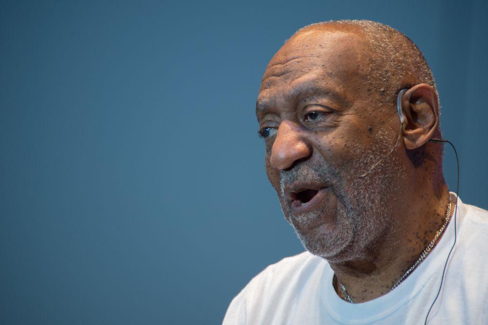 9. Bill Cosby