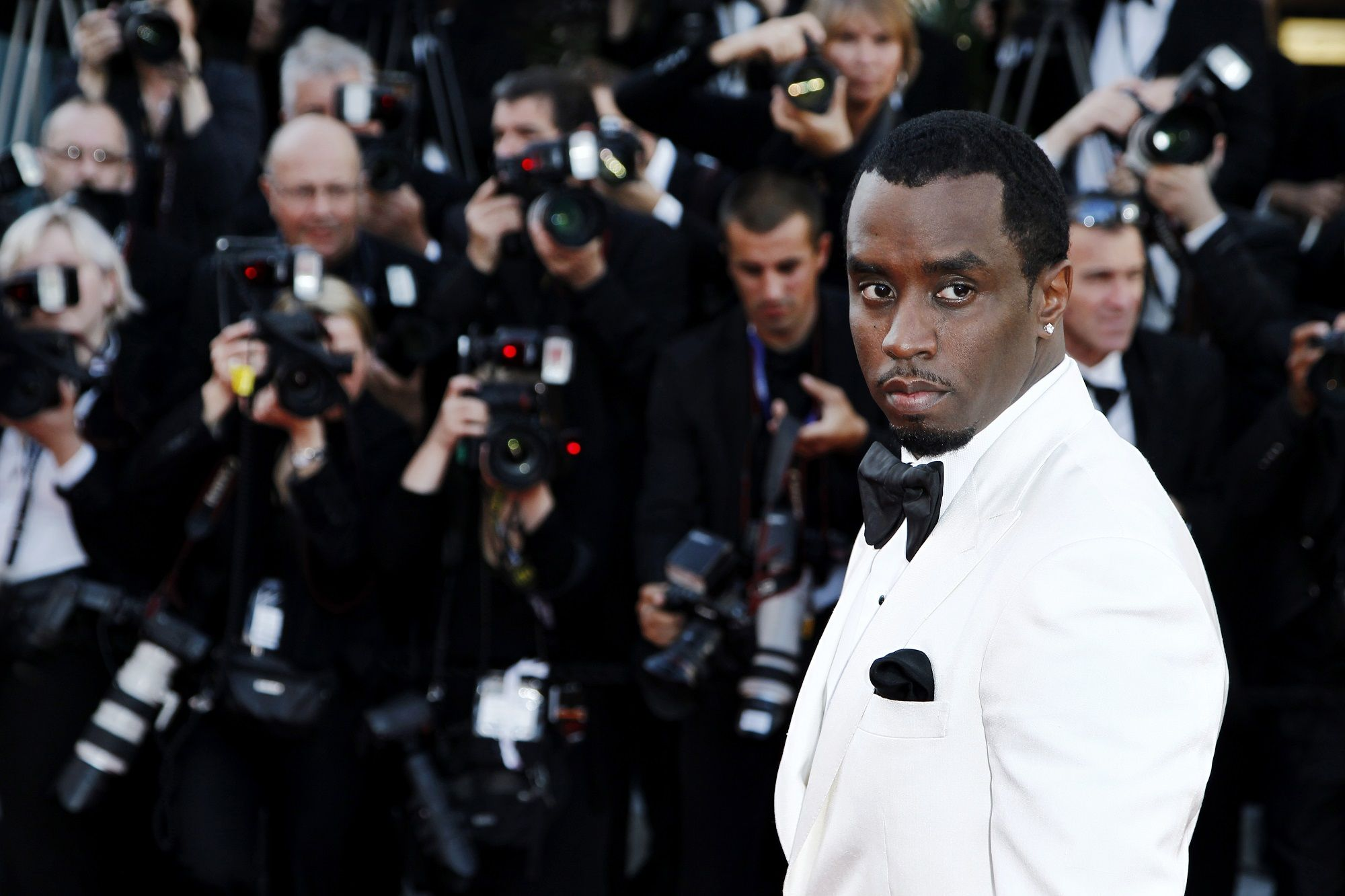 "Sean ""Diddy"" Combs is the Highest Paid Rapper in 2015"
