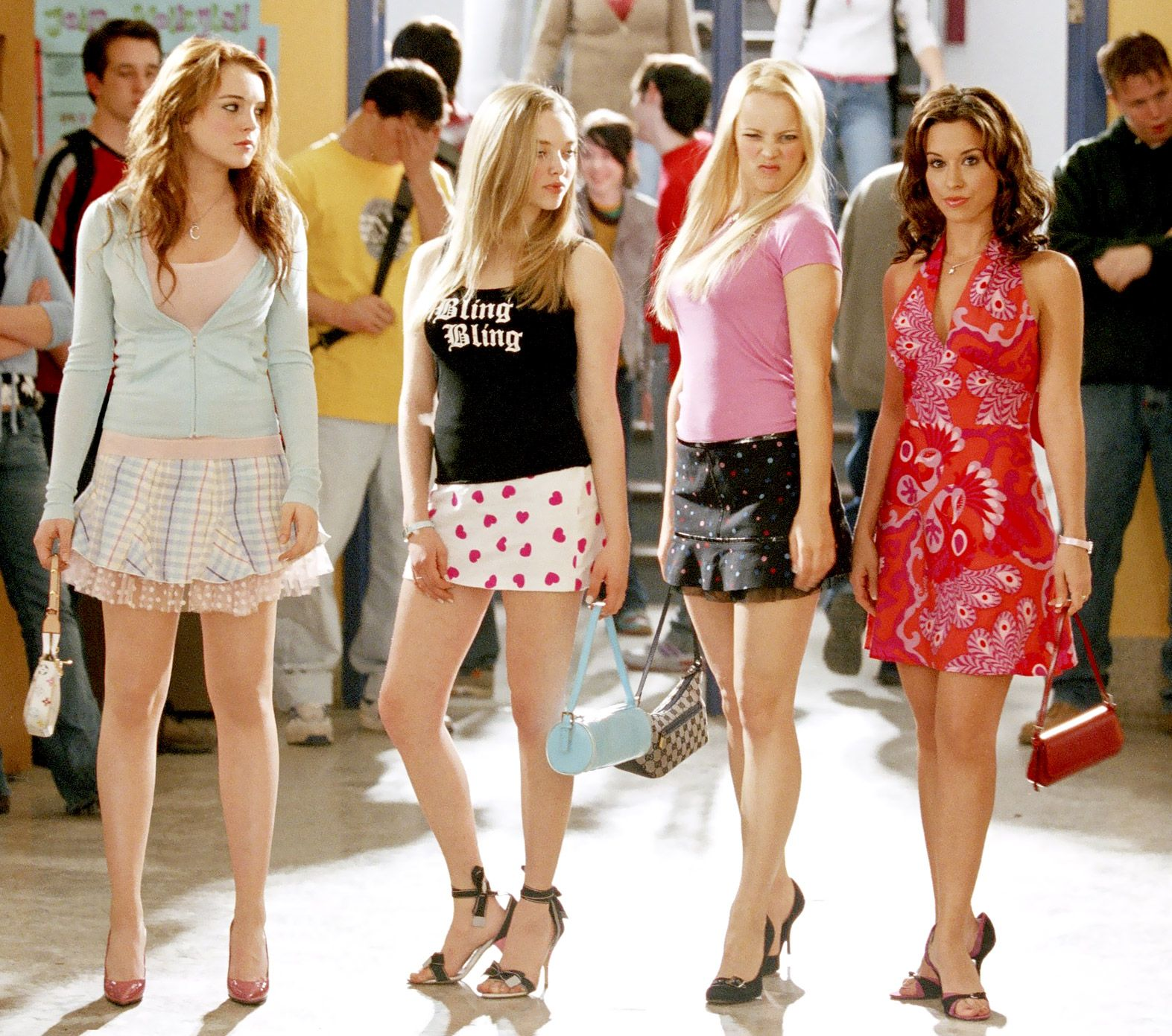 1. Mean Girls