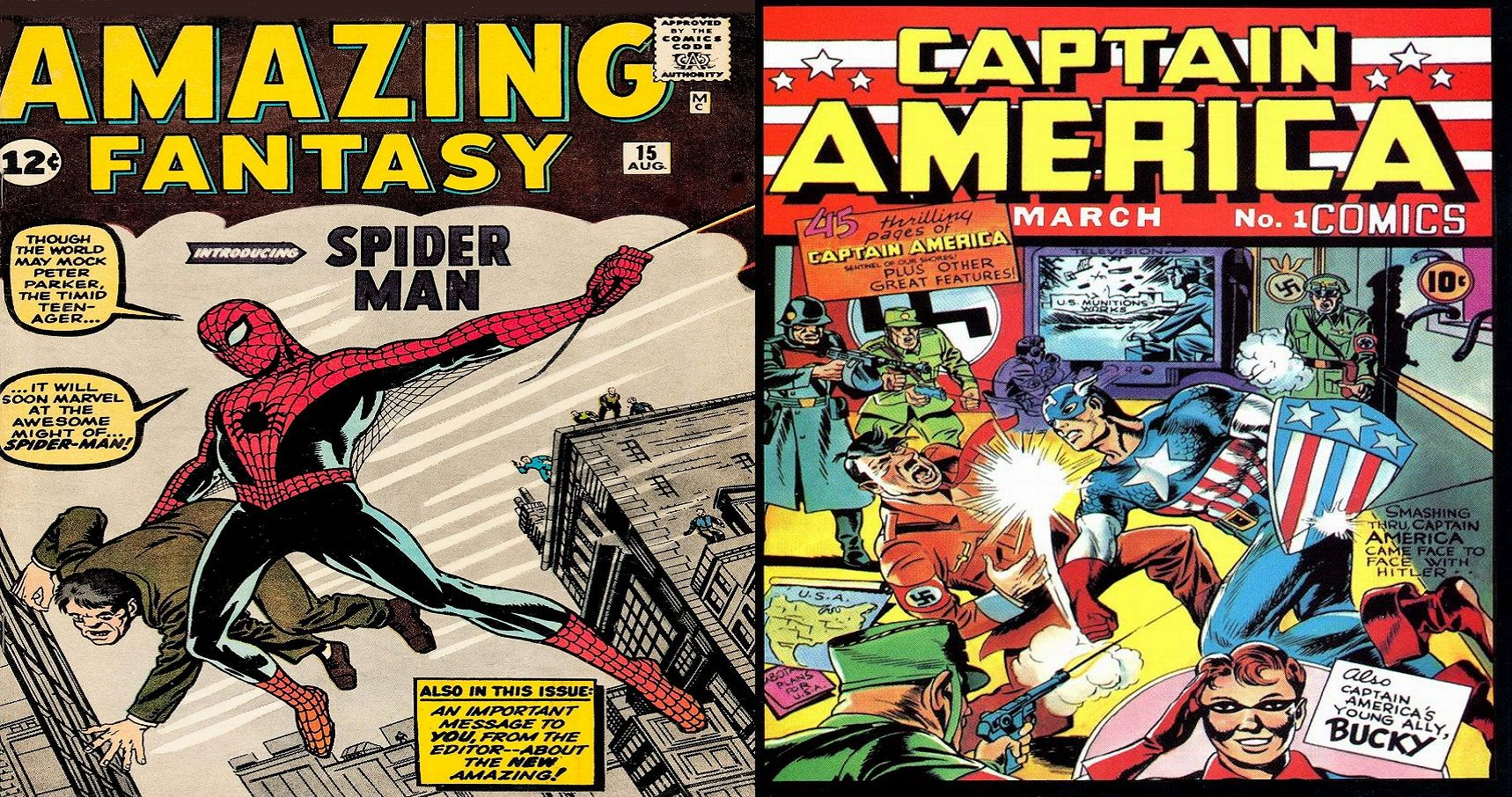 The 10 Most Valuable Marvel Comics In The World