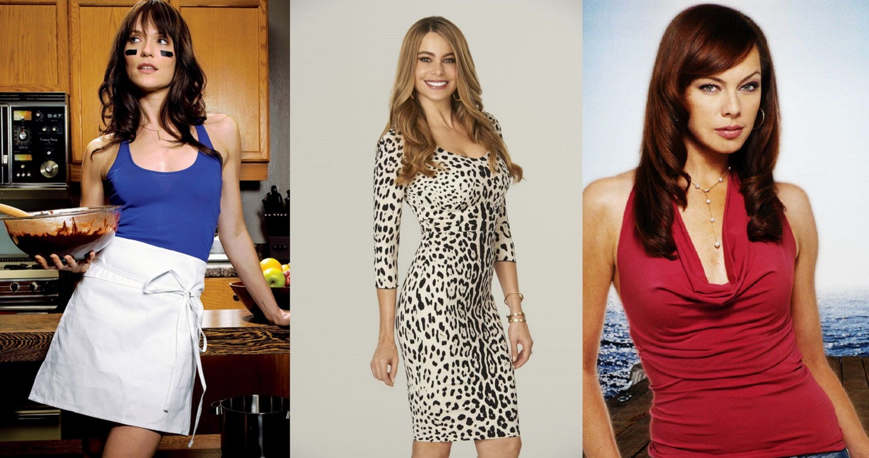 The 15 Hottest TV Moms