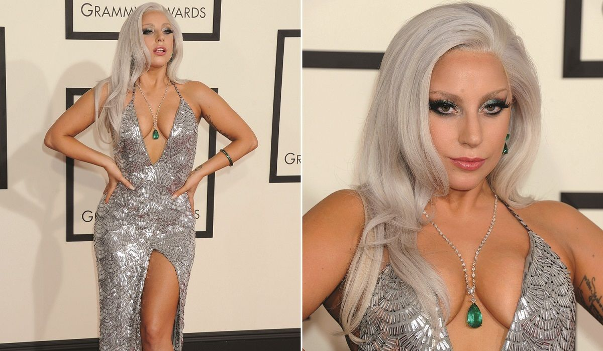 11 Photos That Prove Lady Gaga Is A Human