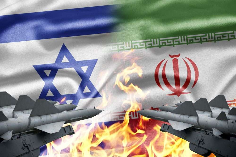 3. Israel and Iran
