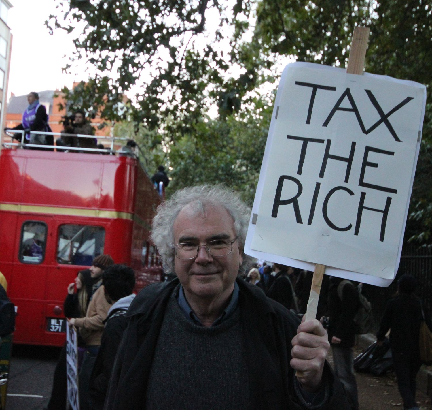 2. Tax The Rich To Help The Middle Class