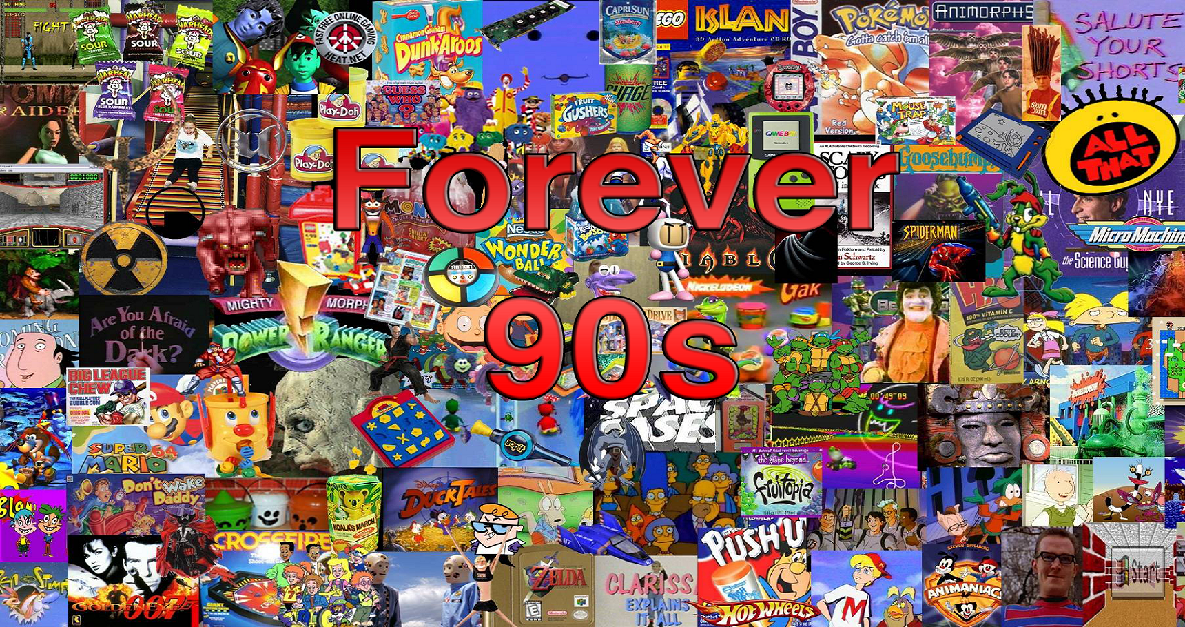 11 Things We Loved About The '90s