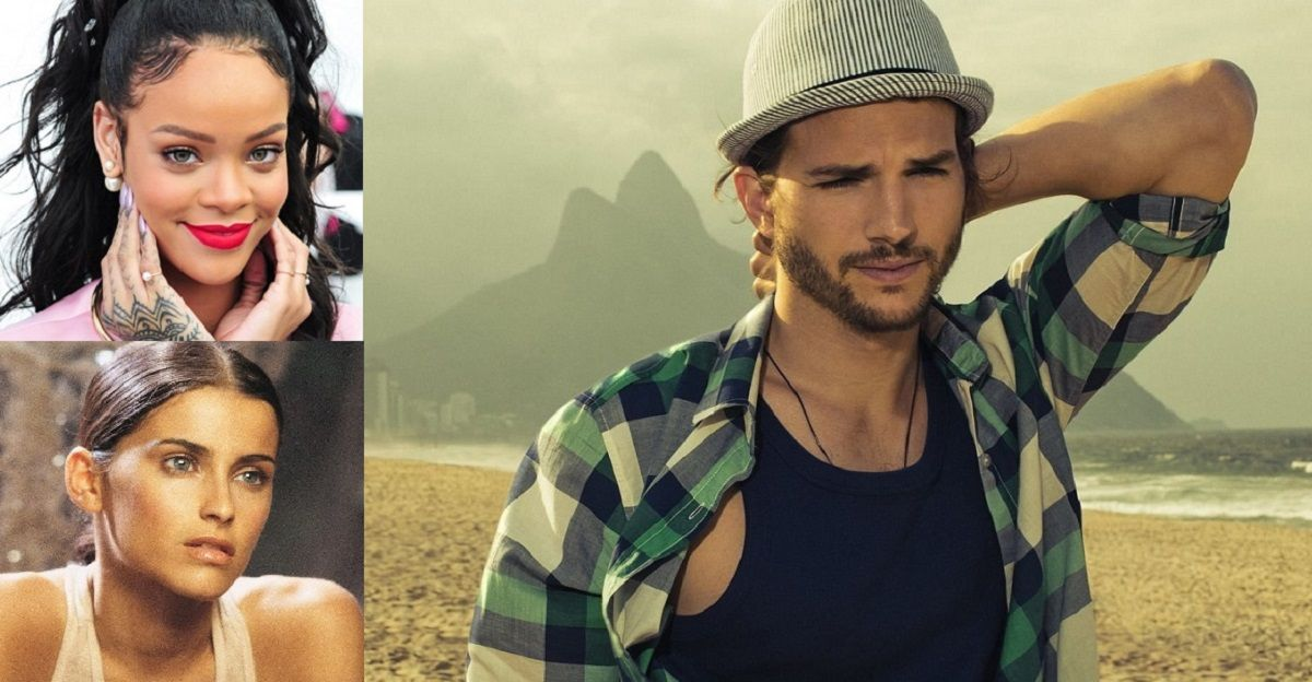 10 Extremely Hot Women Ashton Kutcher Has Hooked Up With
