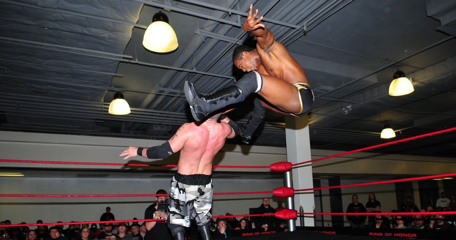 10 Burning Questions with Ring of Honor's Caprice Coleman