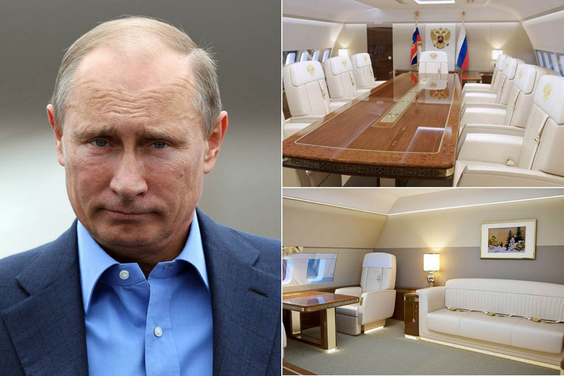 The 20 Most Luxurious Presidential Planes in the World