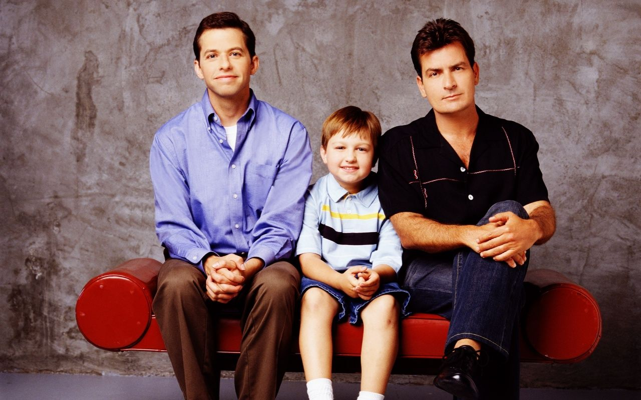 12. Two and a Half Men