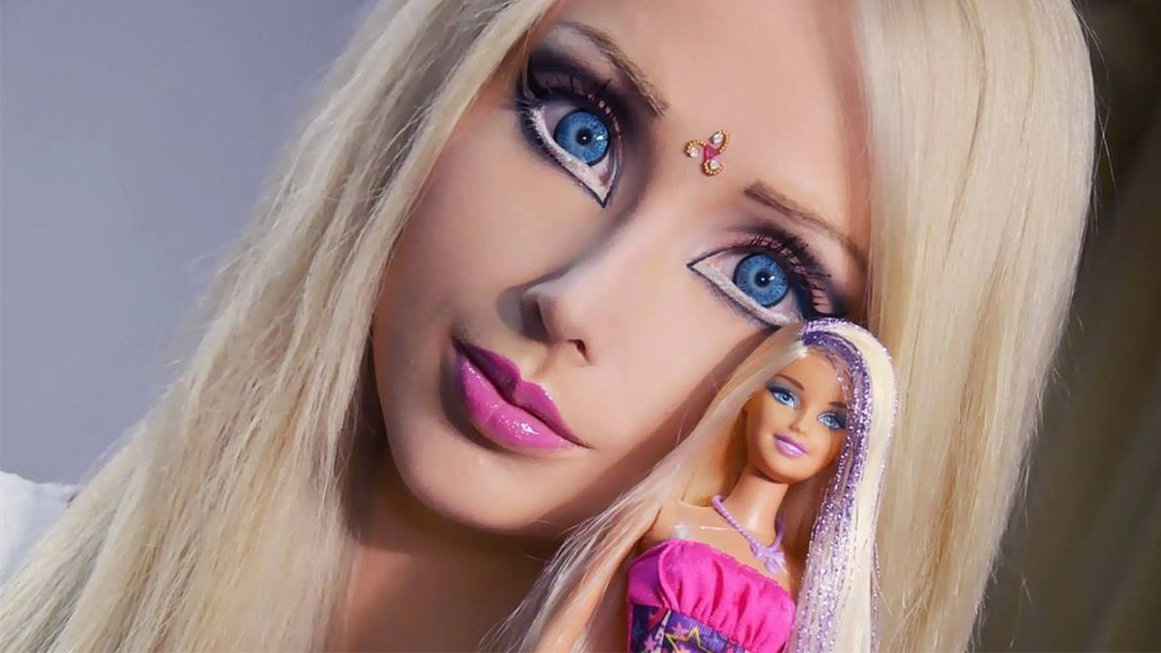 Real-Life Human Barbie Dolls of the World