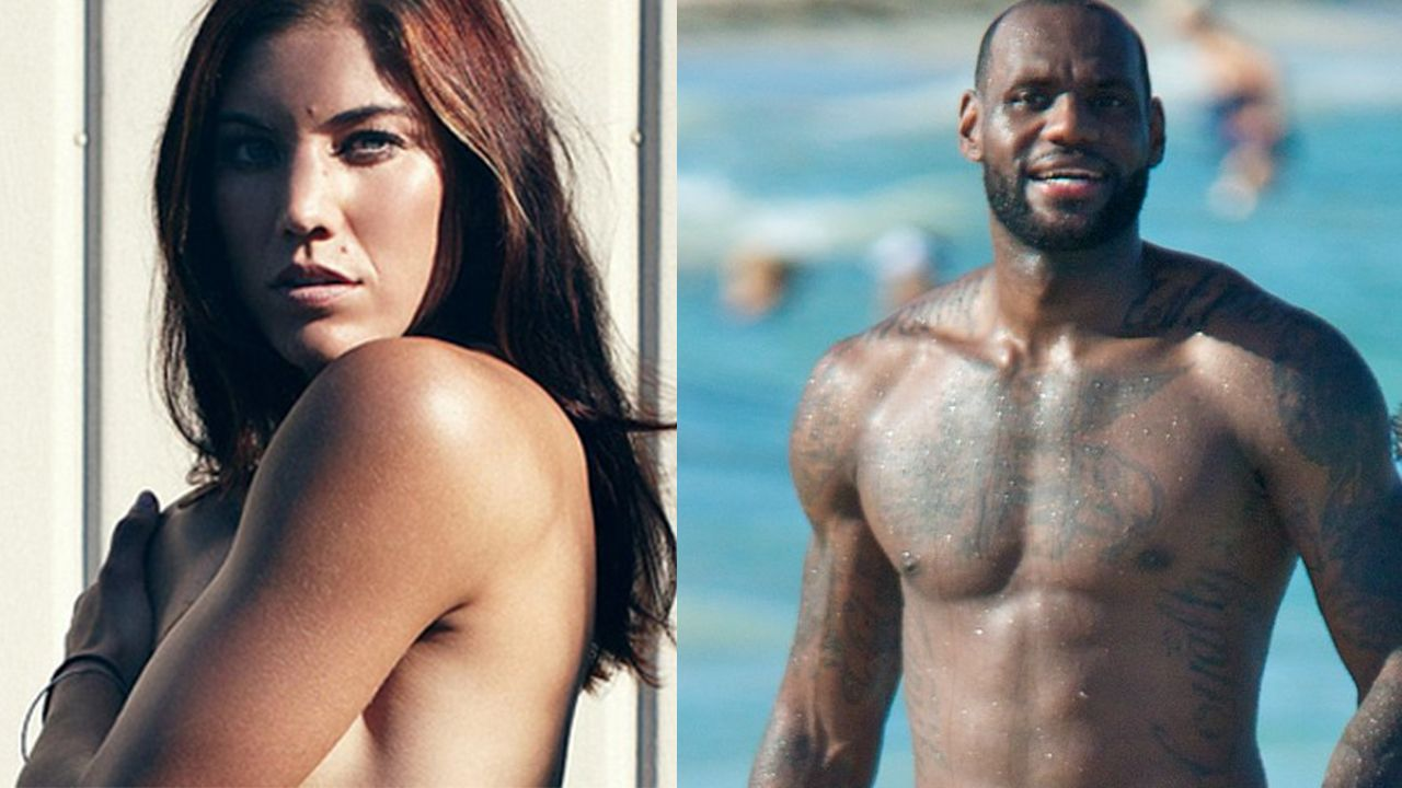 Athletes Whose Intimate Photos Were Leaked