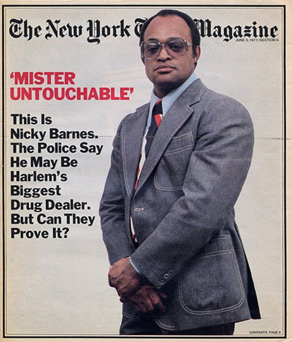 14. Nicky Barnes Called Frank Flamboyant