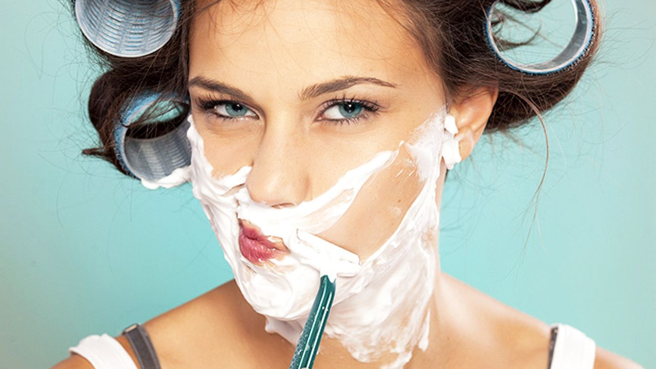 Crazy Facts About Why Women Are Shaving Their Faces