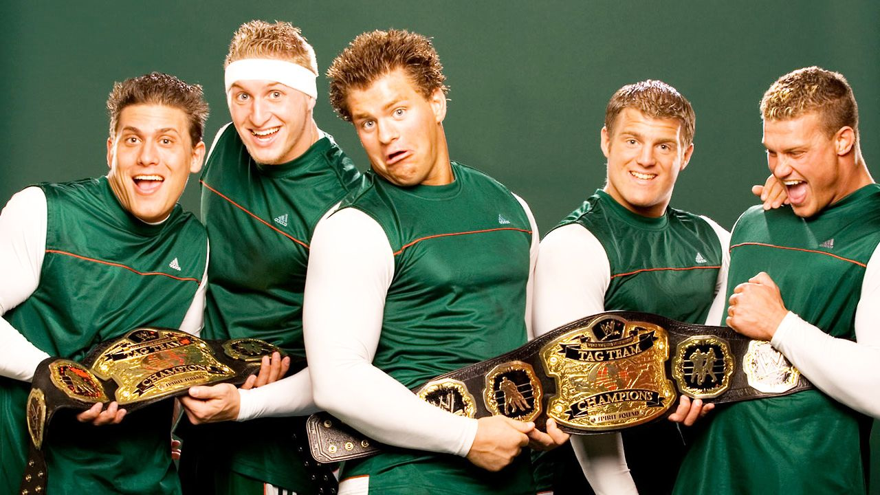 The Worst Tag Teams In Wrestling