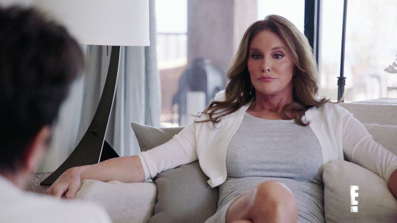 13. Caitlyn Consulted A Pastor During Her Transition