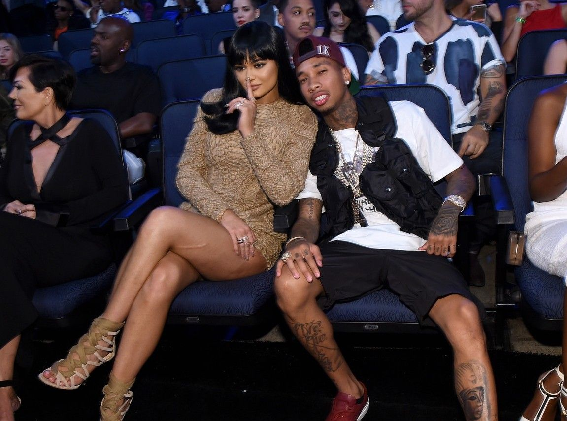 2. Caitlyn Does Not Approve Of Kylie/Tyga Relationship