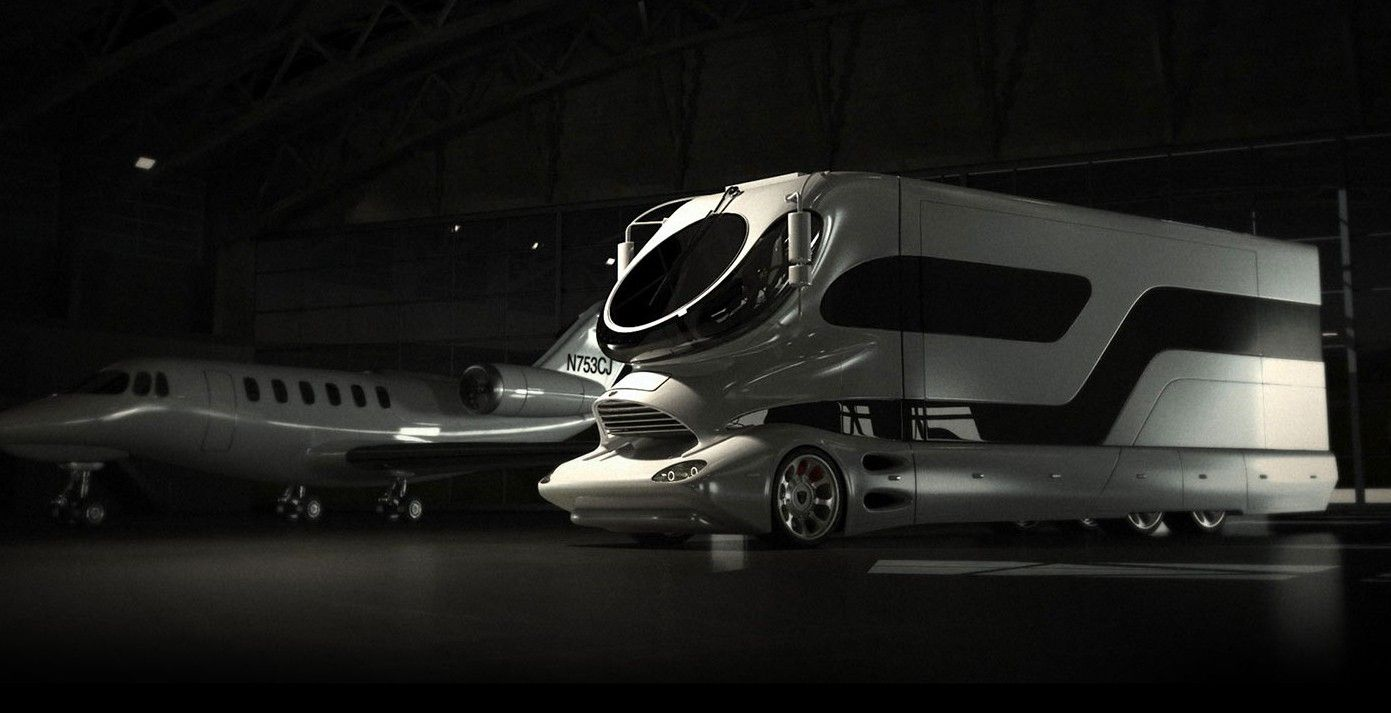 12 Luxury RVs That Will Make You Never Want To Fly Again