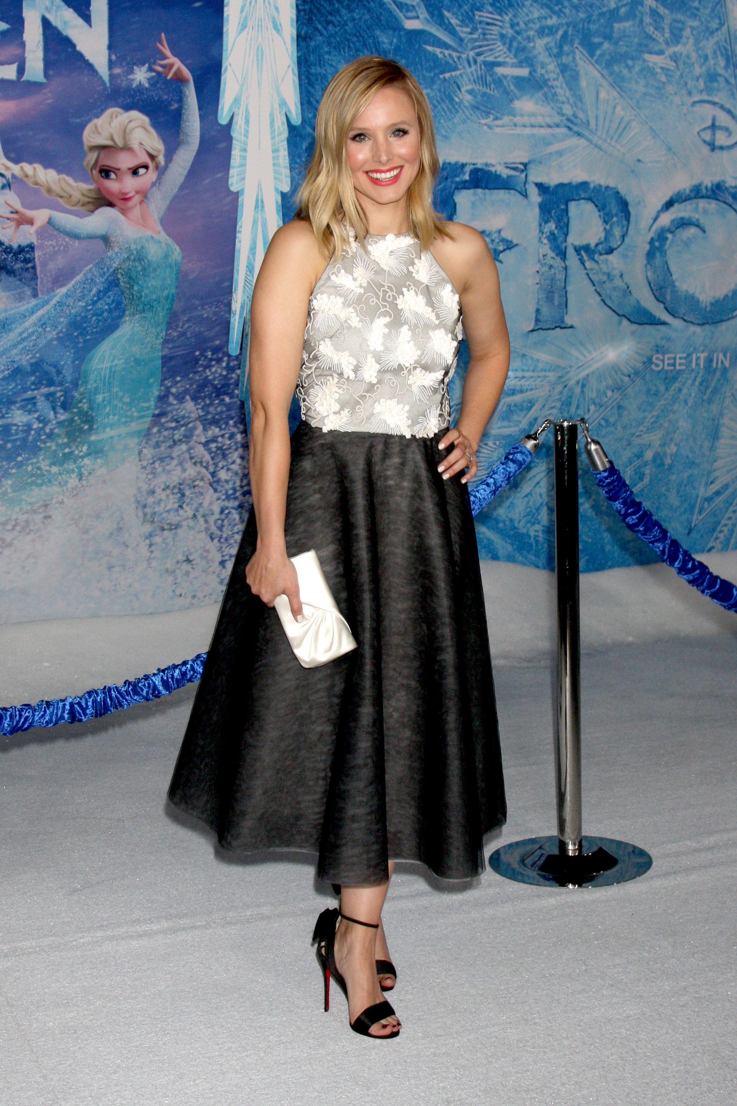 2. Kristen Bell