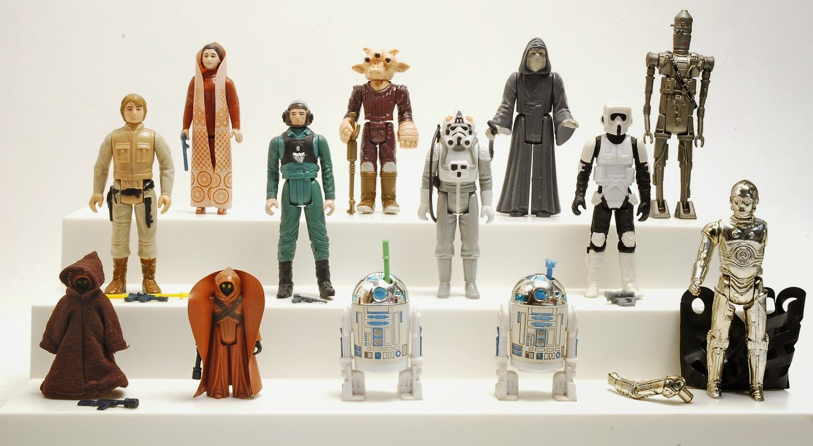 Top 10 Most Expensive Star Wars Toys