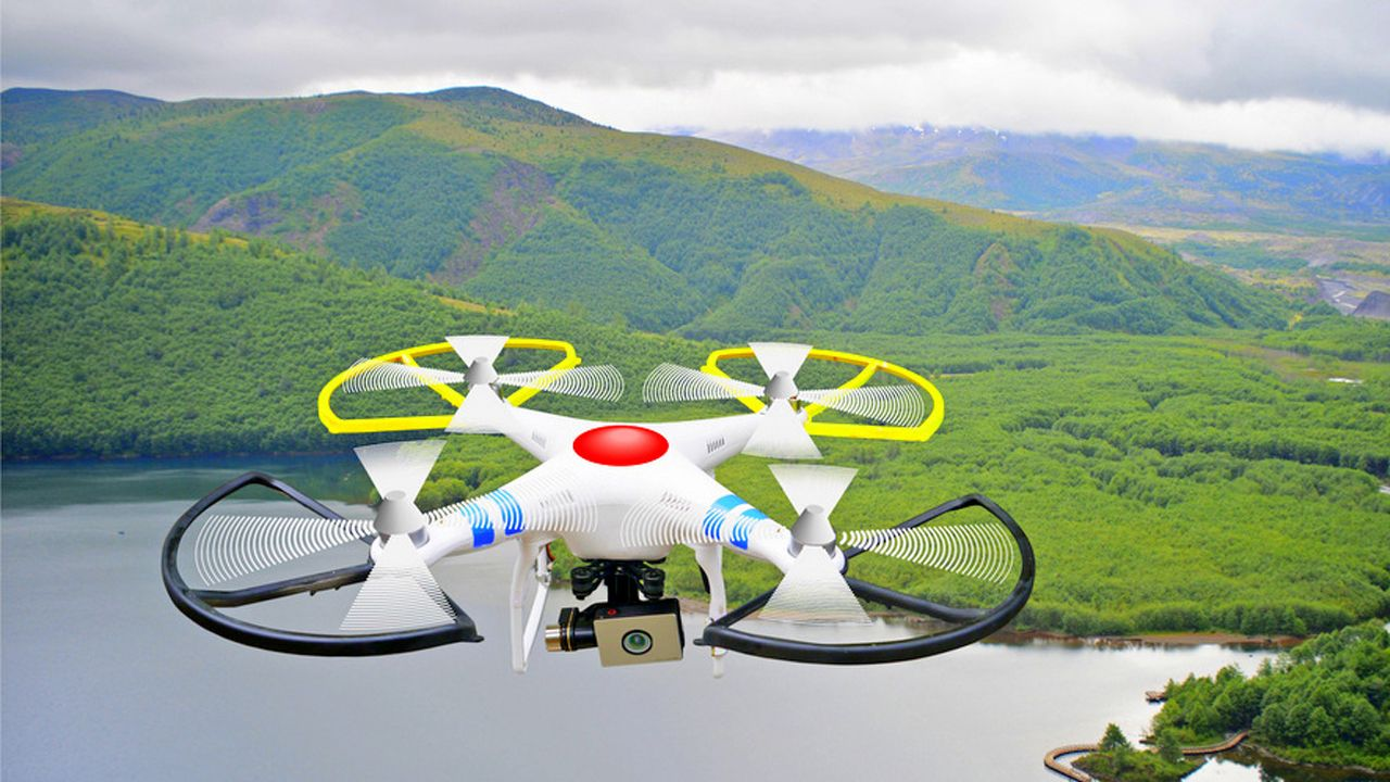 Amazing Ways That Drones Are Changing The World