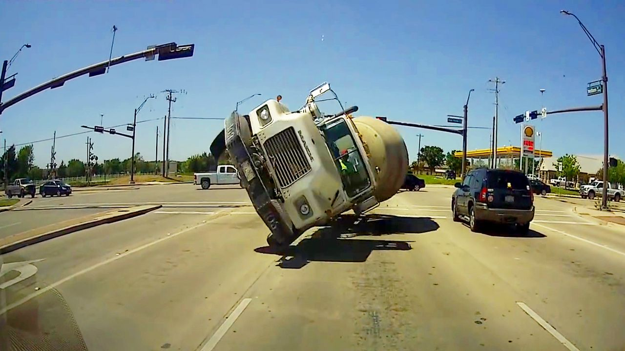 Most Shocking Events Caught On Dashcam