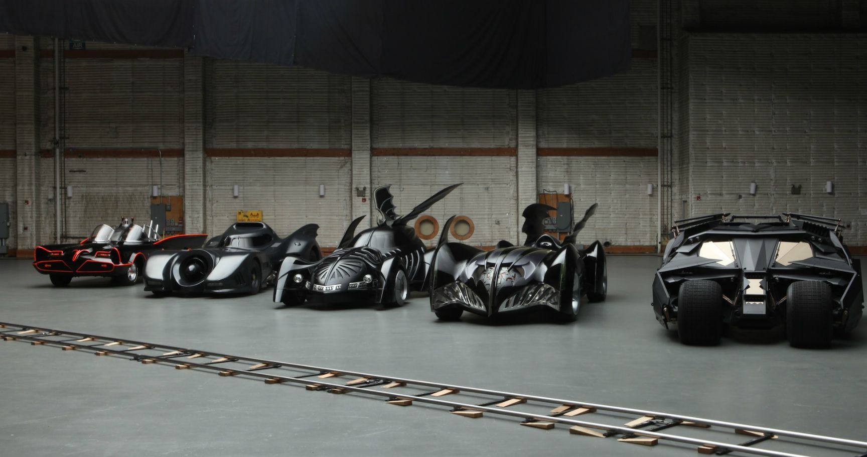 Top 10 Greatest Batmobiles Of All Time