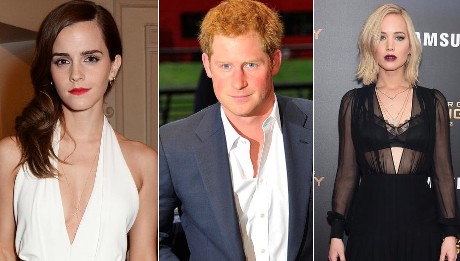 15 Hot Women Who Have Caught Prince Harry's Eye