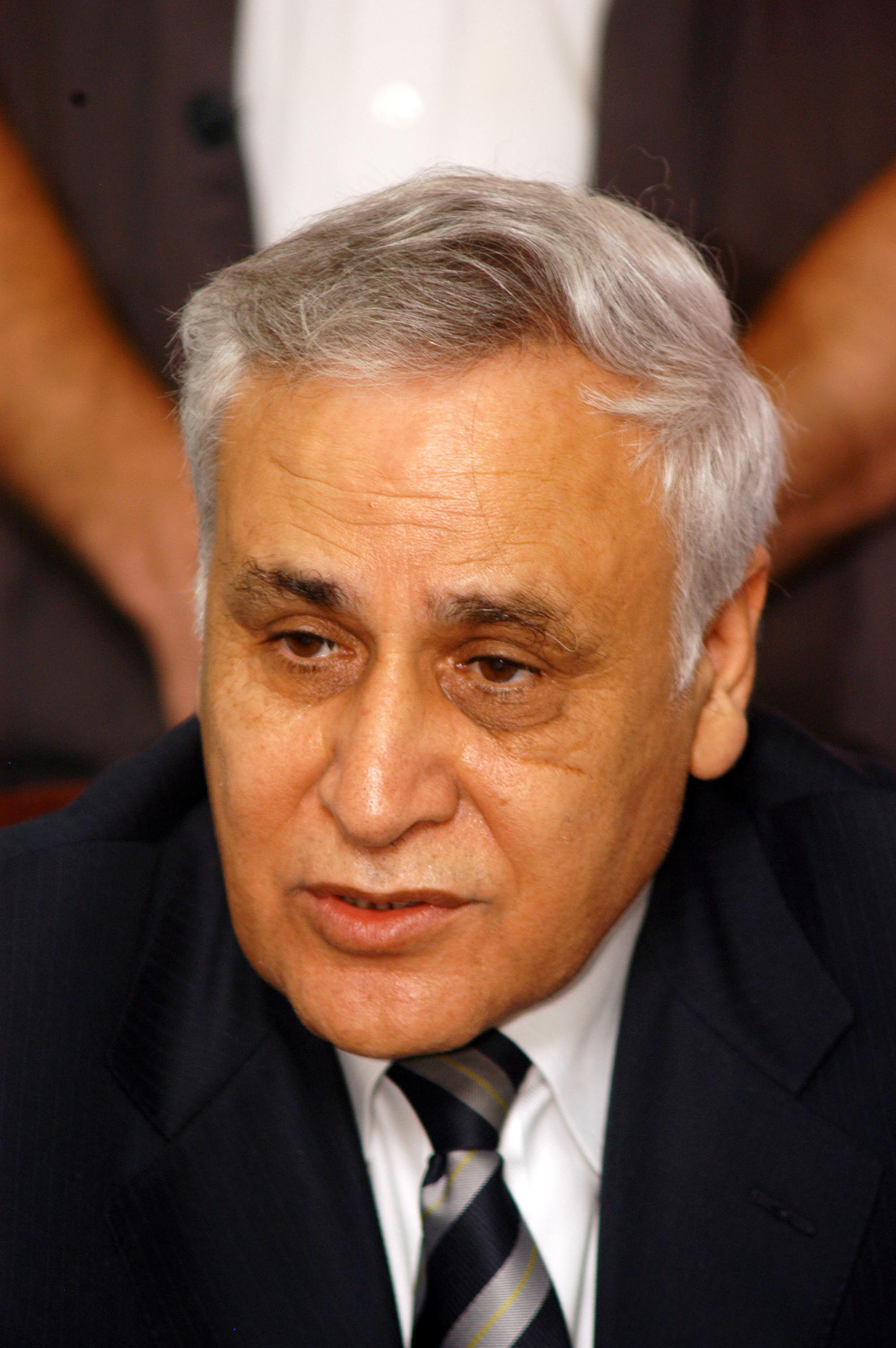 1. Moshe Katsav