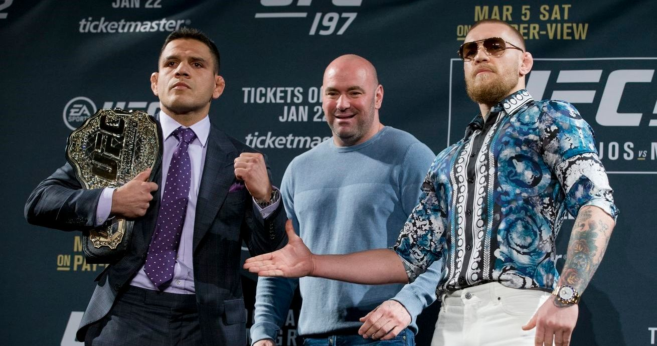 Conor McGregor Shines In Champion-Studded UFC 196 Promo