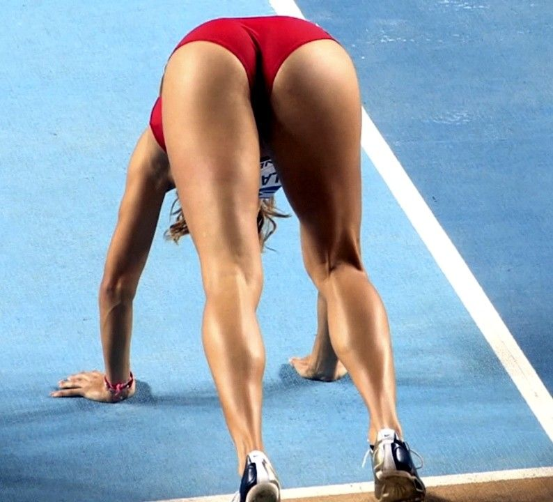 The 15 Hottest Bums In Women's Sports