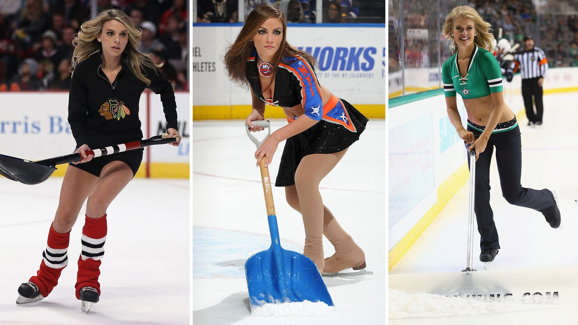 Top 10 Hottest NHL Ice Dancers