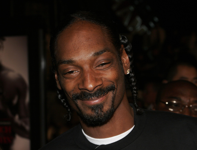 15. Snoop Dogg