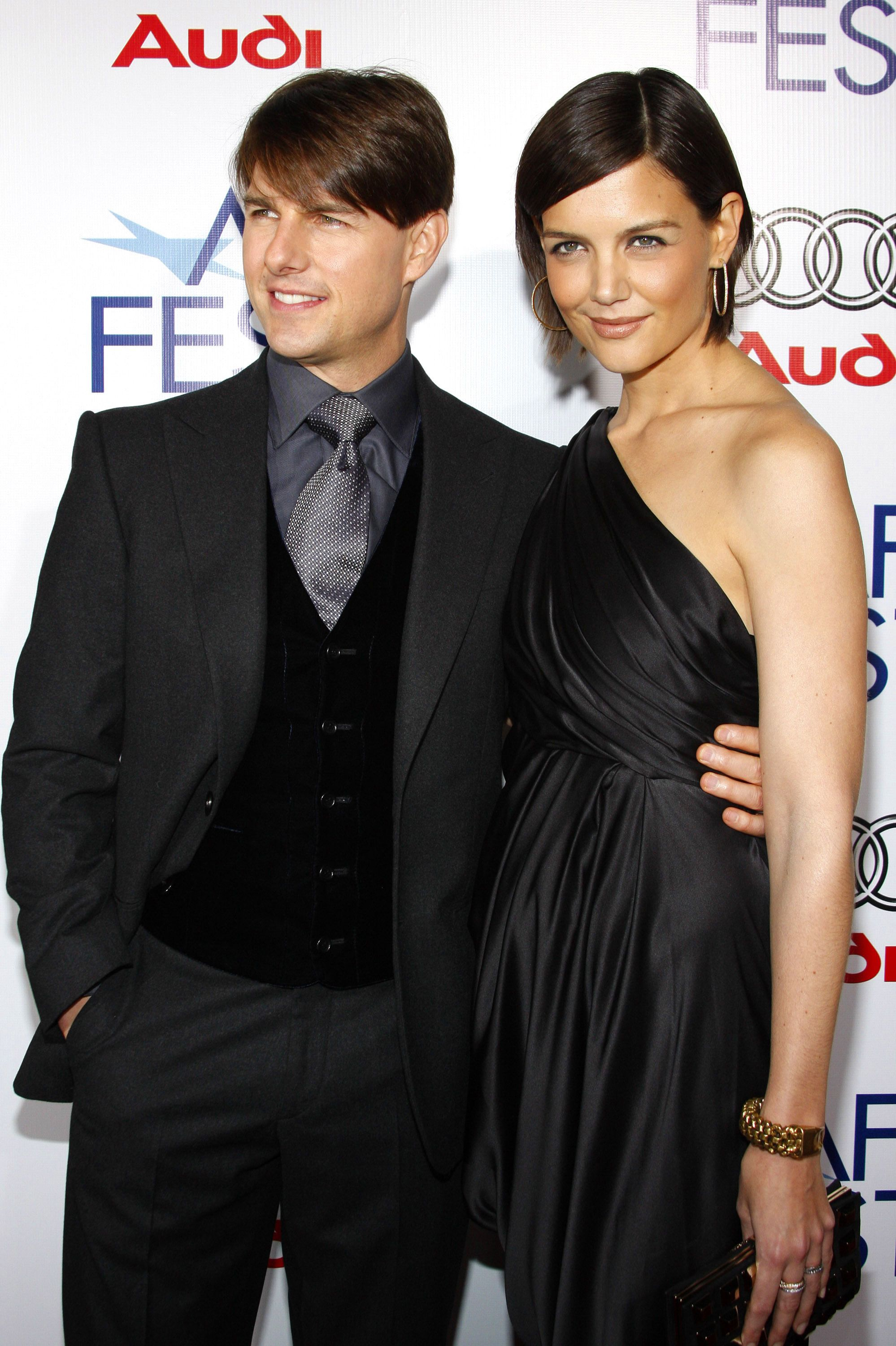 10. Tom Cruise and Katie Holmes