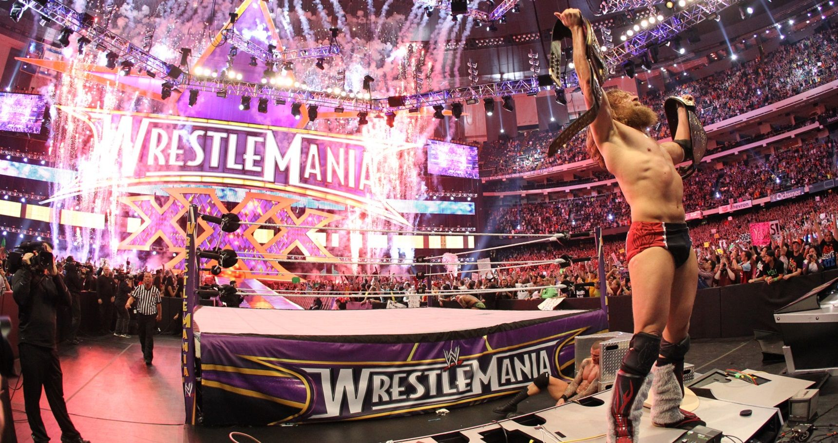 YES! YES! YES! Daniel Bryan's 10 Greatest WWE Moments