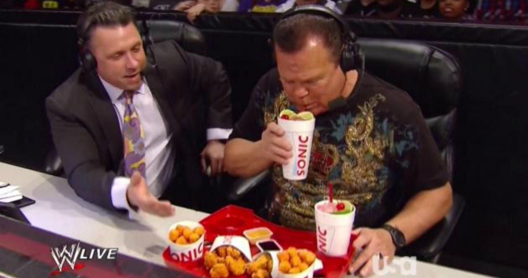 15 Most Ridiculous Product Placements in Pro Wrestling History