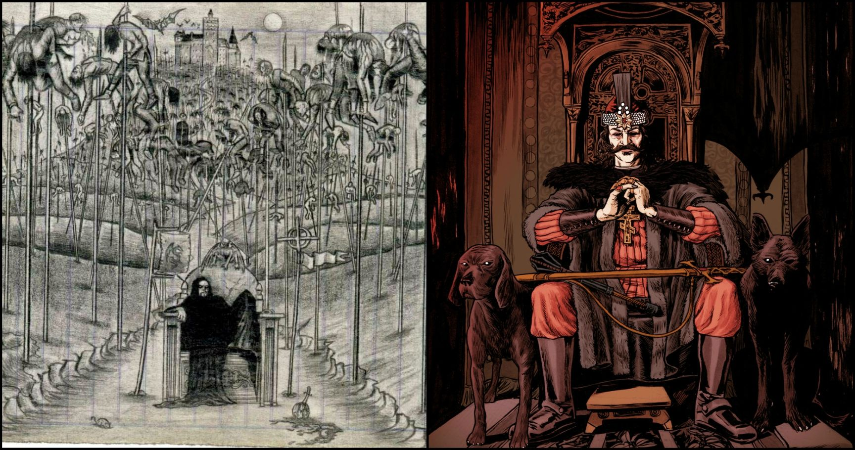 Vlad III Impaler: biography, interesting facts and legends 8