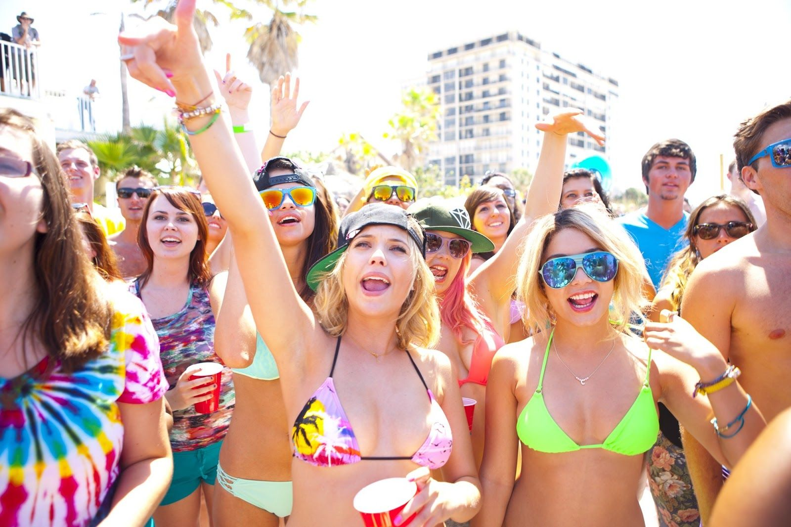 Top 20 Most Popular Spring Break Destinations