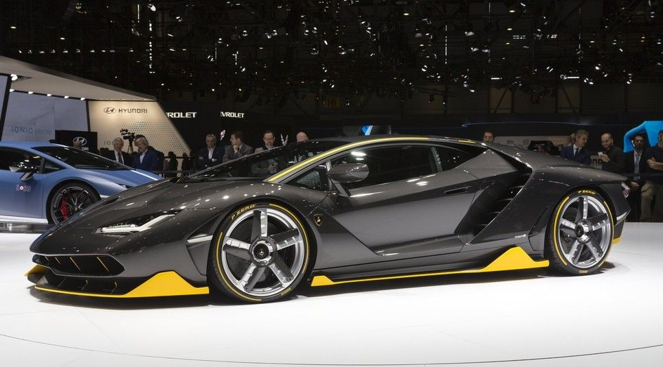 12 Things You Need To Know About The Lamborghini Centenario