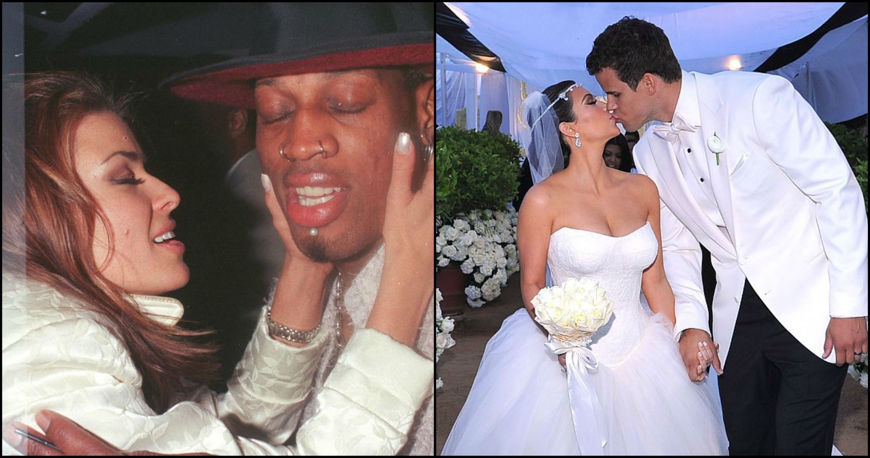Top 10 Shortest Celebrity Marriages Ever | TheRichest