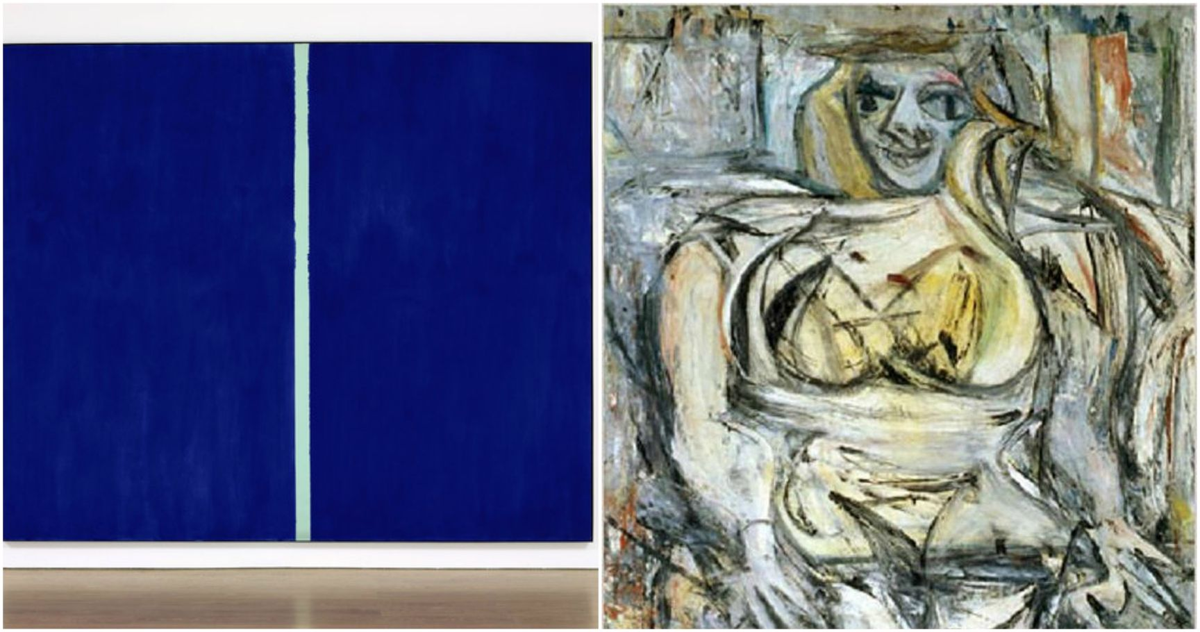 10 Ugly Pieces Of Art You Won't Believe Sold For Millions