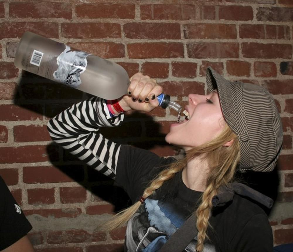 20. Avril Lavigne