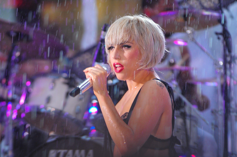 15. Lady Gaga