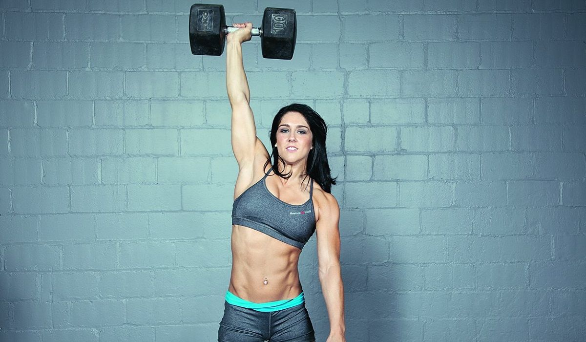 15 Female Bodybuilders Who Are Actually Attractive